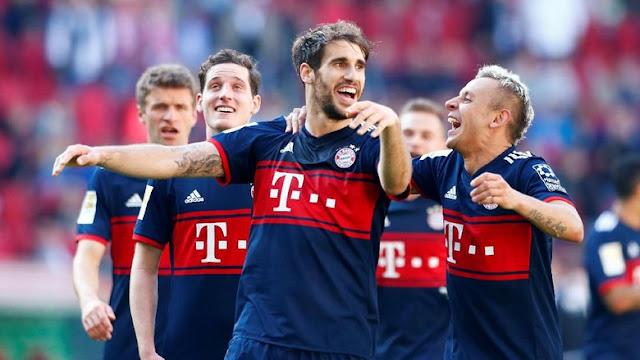 Yang Menghadang Usaha Bayern Menuju Treble