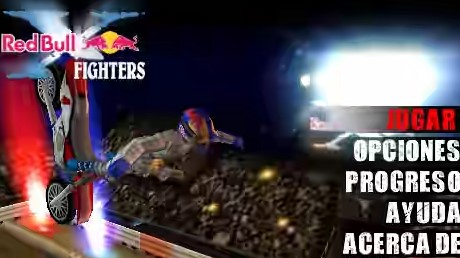 RedBull X Fighters PSP Iso Android  iso