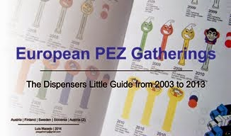 European PEZ Gatherings - The Dispensers Little Guide