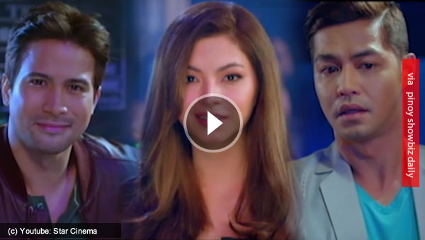 The Third Party movie teaser starring Zanjoe Marudo, Sam Milby, and Angel Locsin