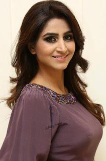 Gorgeous Indian Television Queen Varshini Sounderajan Without Makeup Face Closeup (2)