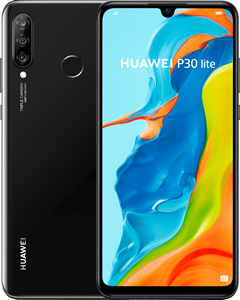 Huawei P30 Lite vs iPhone XR: Comparativa