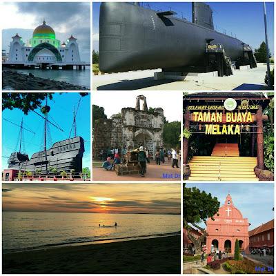 Tempat Menarik di Melaka A Famosa Stardhuy