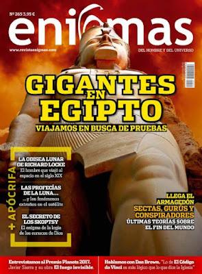 Revista Enigmas España Diciembre 2017