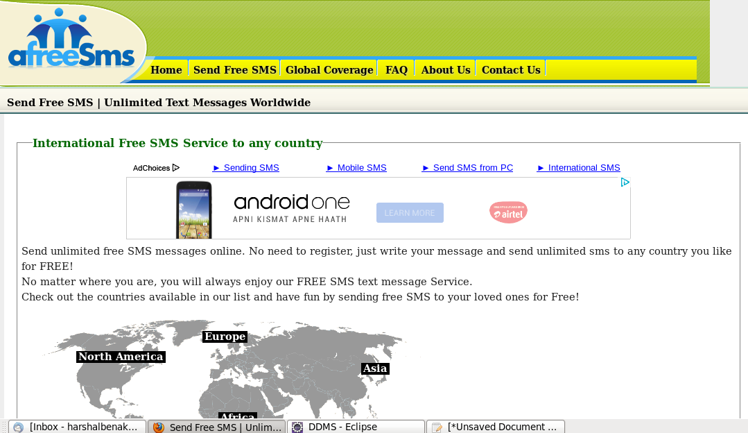 Free online chat rooms worldwide