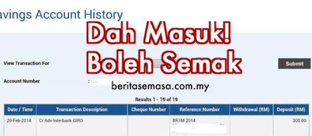 Terkini Br1m Anda Belum Masuk Baca Ini Dulu Sebelum Pergi Bank Viral Trending Malaya