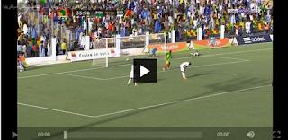 شاهدف بالفيديو : هدف كوميدي في مباراة موريتانيا وبوركينا فاسو بتصفيات كأس أمم أفريقيا