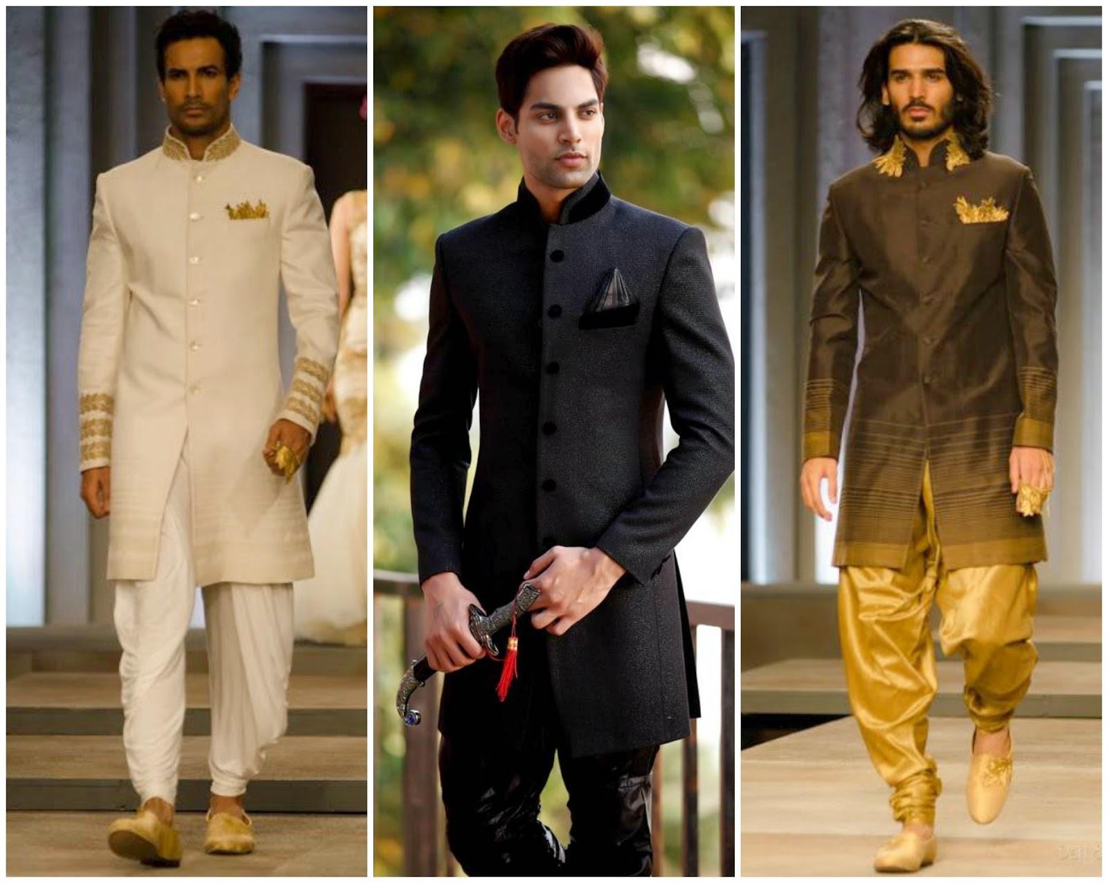 Plain designer sherwani, simple plain sherwani, plain wedding sherwani