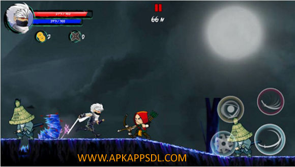 Ninja Assassin Mod Apk v1.1.5 Android Full Latest Version 2017 Free Download