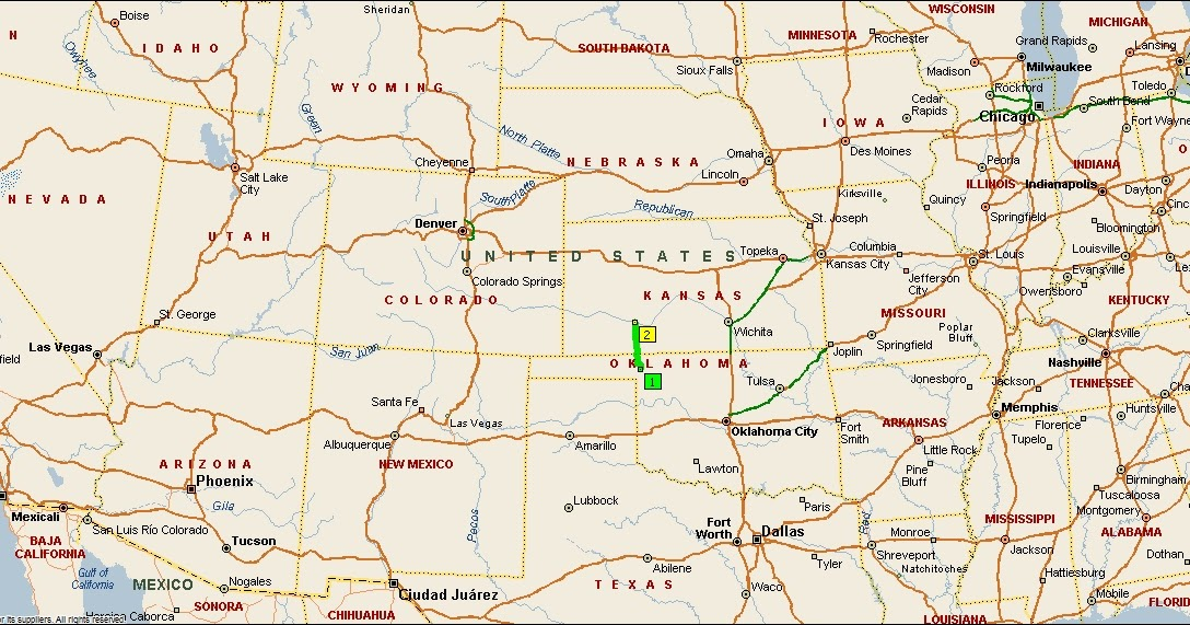 Roving Reports By Doug P 2012 16 Laverne Oklahoma To