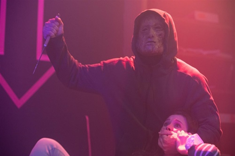 Hell Fest, Lionsgate, Horror Movie, Movie Review by Rawlins,