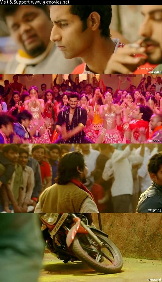 Tevar 2015 Hindi 720p DVDRip