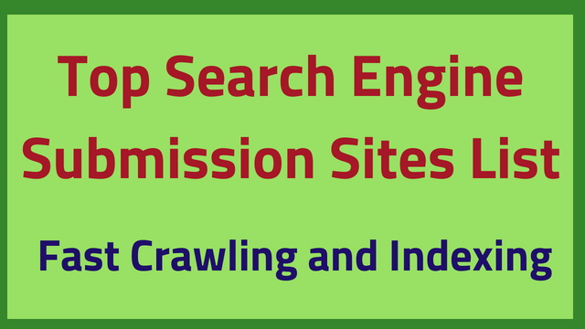 Top Search Engine Submission Sites List That Will Actually Make Your Website SEO Better