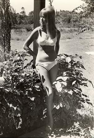Pattie Boyd In Bikini Vintage Everyday