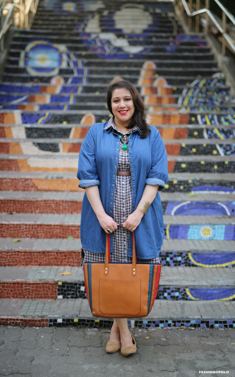 Plus Size Fashion Blogger India