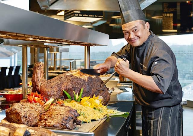 Citarasa Harmoni, Latest Recipe, Le Meridien Kuala Lumpur, Ramadan Buffet, Ramadan Buffet Review, Food