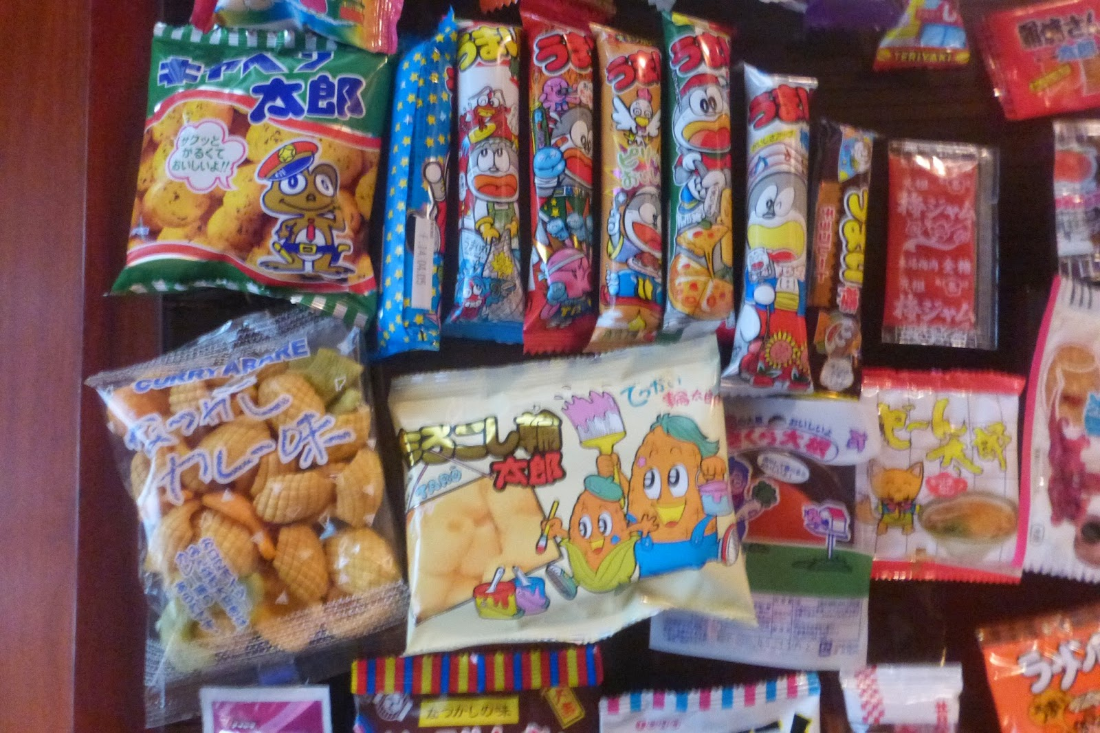 La Fonda Del Viejo Leo La Cajita Del Sabor Dulces Y Snacks Japoneses En Colombia おかしやさん