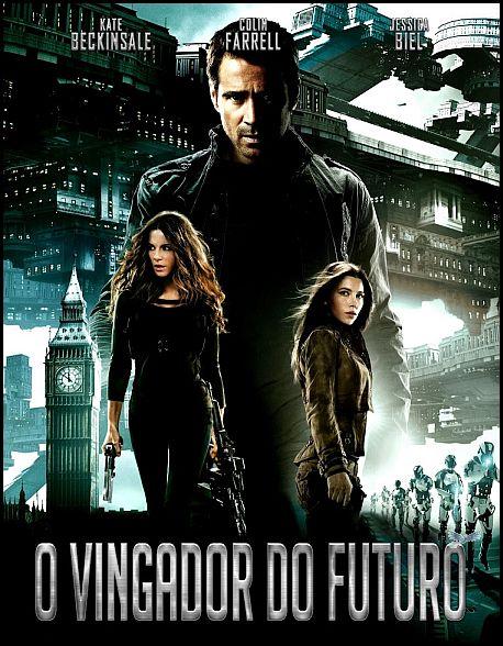 O Vingador do Futuro – HD 720p