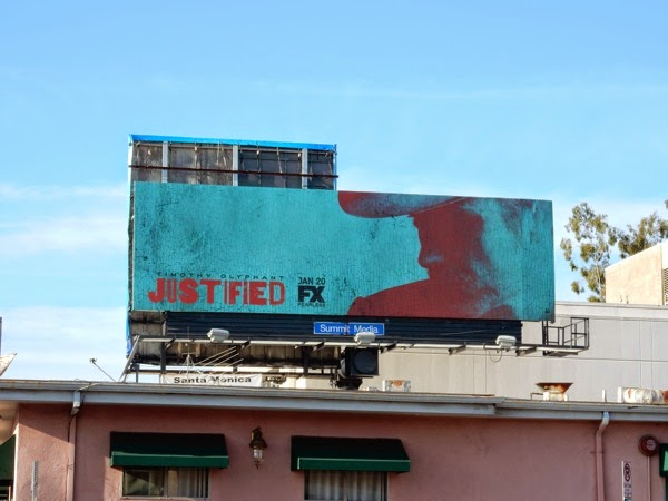 Justified final season 6 billboard