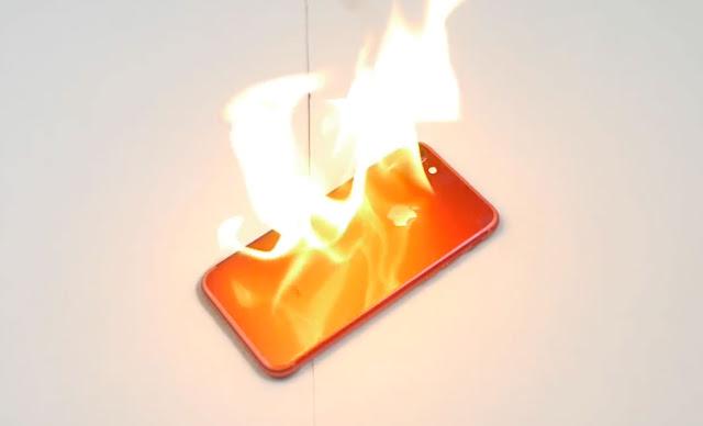 cara mengatasi hp cepat panas