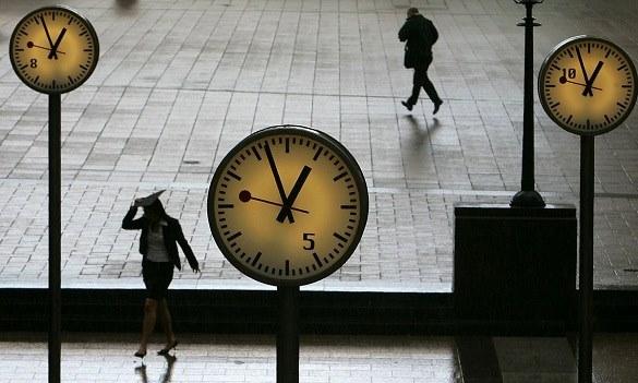 Ini Penjelasan Ilmiah Mengapa Singkatnya Waktu Menjadi Pertanda Kiamat