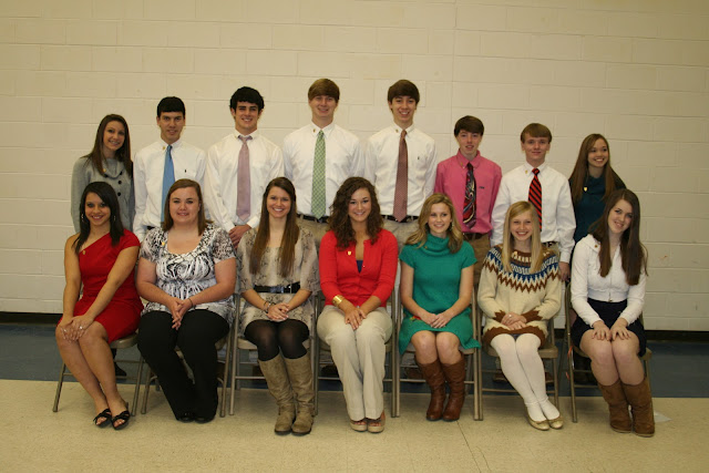 Westwood National Honor Society Holds Initiation