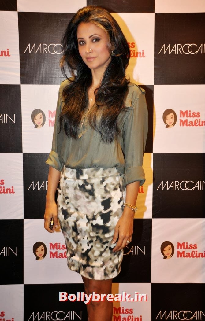 Reshma Bombaywala, Bollywood Babes at Signature Fashion Weekend