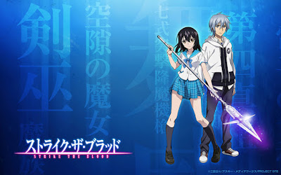 Download Strike The Blood