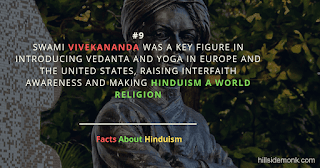 Fact About Hinduism 9 SWAMI VIVEKANANDA