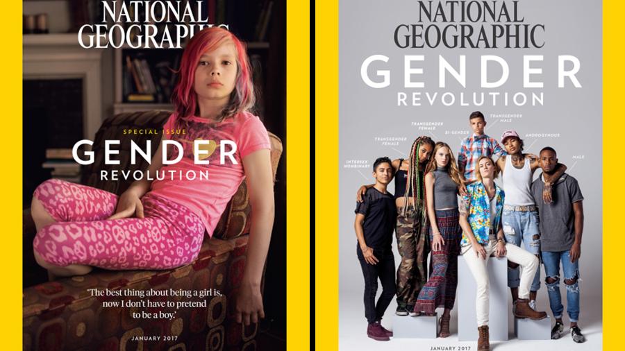 Menina trans de nove anos é capa de edição da revista National Geographic