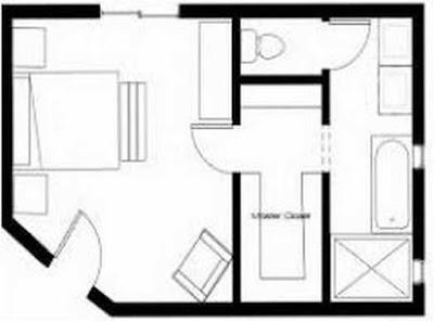 Basement Bathroom Layout Ideas
