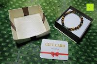 ausgepackt: AmorWing Tigerauge und Ruby Zoisit Gebetsarmband für Damen/ Herren