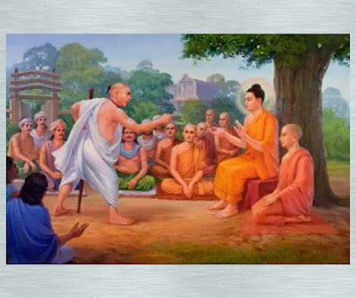 lord-Buddha-criticize-by-villagers-answer-of-insult