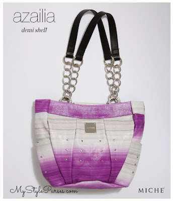 Miche Azailia Demi Shell May 2013 from MyStylePurses.com