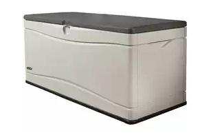 Lifetime 60012 Extra Large Deck Box, Lifetime Deck Boxes, Lifetime Plastic Deck Boxes, Lifetime Extra Large Deck Box, Lifetime Deck Storage Box,  Lifetime Deluxe Deck Storage Box, Lifetime Deck Storage Box UV Protected, Lifetime,