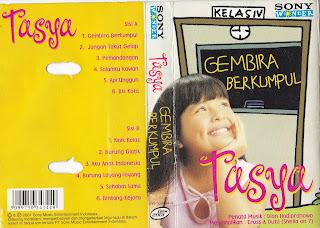tasya album gembira berkumpul www.sampulkasetanak.blogspot.com
