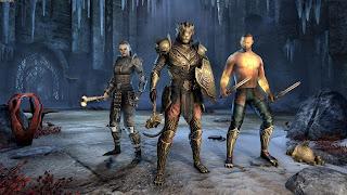The Elder Scrolls Online Wrathstone Wallpaper