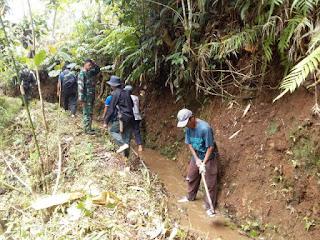 Pembenahan Saluran Air Dalam Rangka Mengoptimalkan Swasembada Pangan Masyarakat