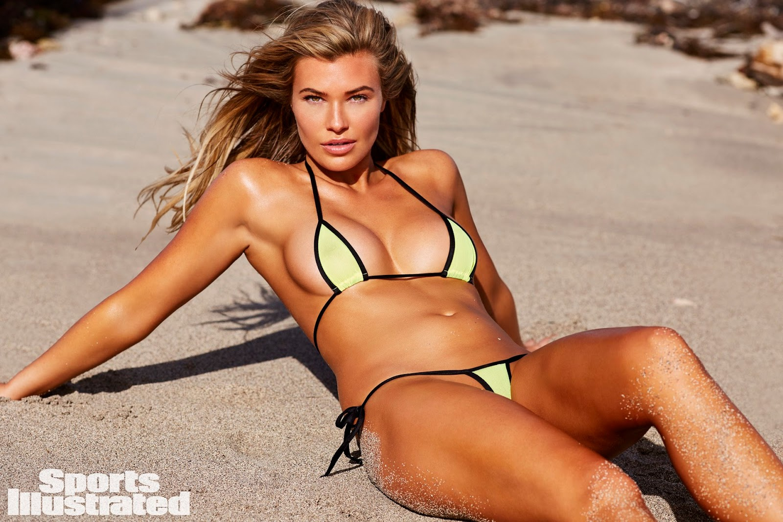 Samantha Hoopes 2018 SI Swimsuit Photos