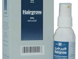 سعر ودواعي إستعمال بخاخ هيرجرو Hairgrow للصلع