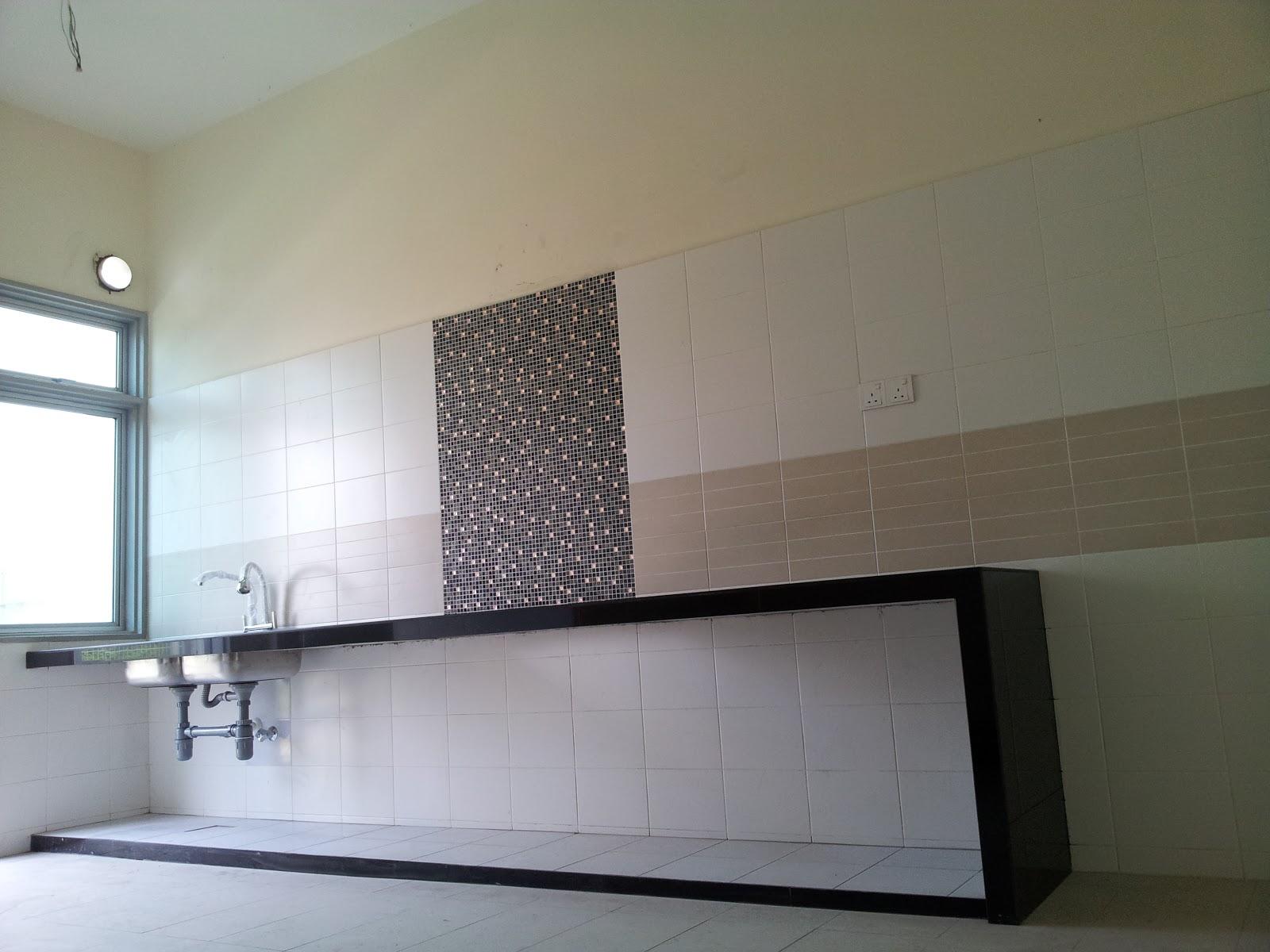 Tengah Dok Berangan Rupa Kitchen Cabinet Ni Nanti Still Belum Decide Betul2 Warna Yang Kitorang Nak Untuk Rak2 Dapur Huuu