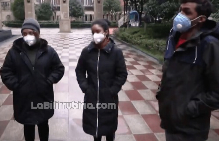 [Video] Estudiantes dominicanos en China temen por Coronavirus