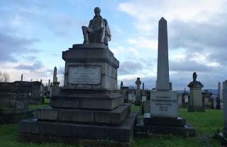 Necrópolis de Glasgow.