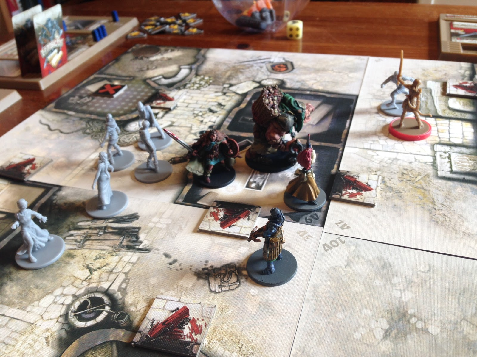 Zombies wolves and abominations oh my wargaming hub for Table zombies pdf