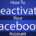 Facebook Deactivated My Account