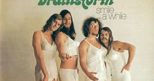 Brainstorm - Smile A While (1972)