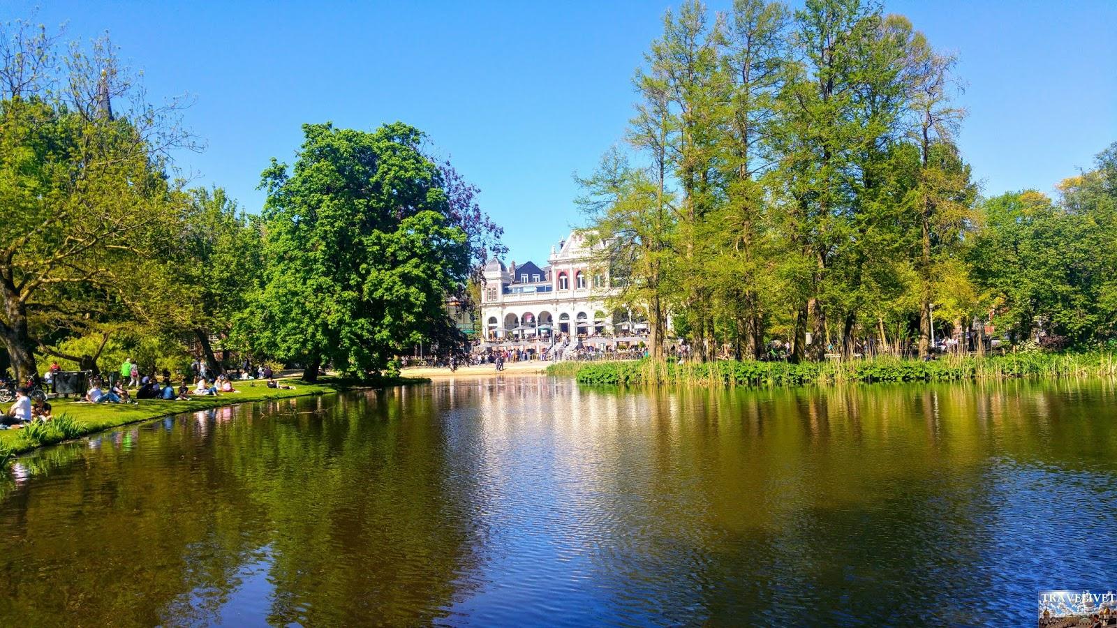 Pays Bas : Amsterdam Vondelpark