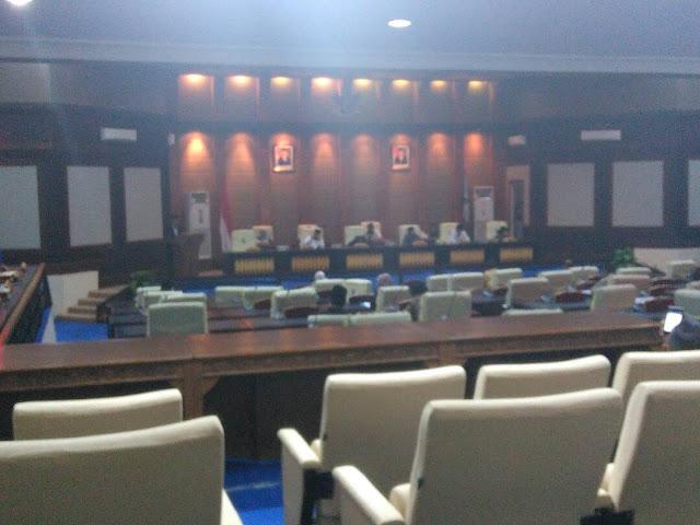 DPRD OKI Setujui Nota Pengantar LKPJ Bupati