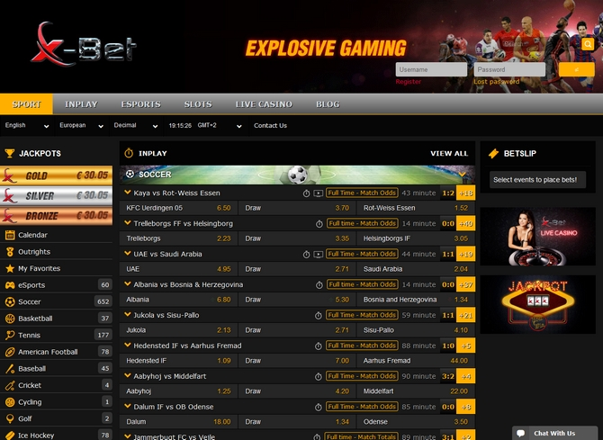 x-Bet Sports
