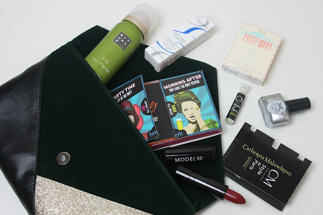A picture of Birchbox UK December 2015 Birchbag